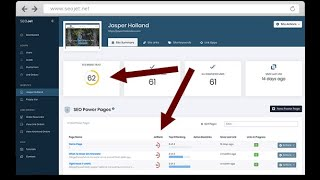 SEO Case Study - How I Hacked Page One Of Google Using SEOJet