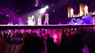 "Lady Gaga ""Applause"" artRAVE San Diego Viejas Arena"