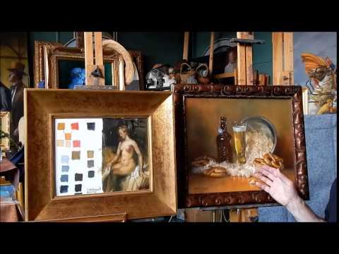 Rembrandt Palette