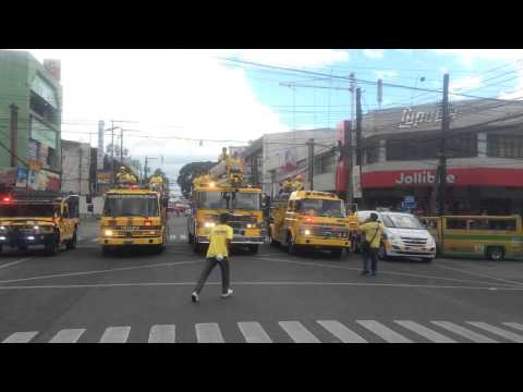 Chamber Volunteer Fire Brigade Philippine Independence Day 2015