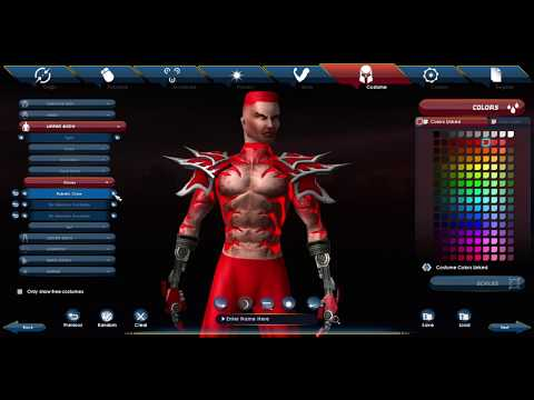 City Of Heroes | Creating Our First Hero In 2017! | Reliving The First Memories