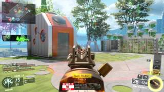 CoD BO3: NUK3TOWN NUCLEAR W/ BEST SMG! (Black Ops 3 Multiplayer Gameplay)