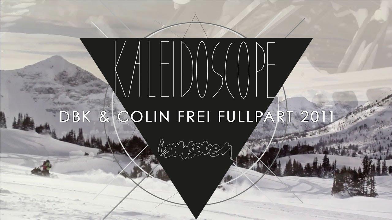 isenseven kaleidoscope