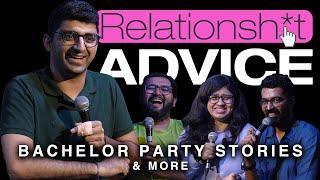 RelationShit Advice ft @Azeem Banatwalla @Kautuk Srivastava & Pavitra Shetty