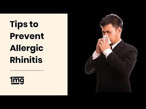 Top Tips to Prevent Allergic Rhinitis   Dr. Vibhu Kawatra   1mg