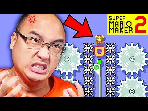 CE PIÈGE ME FAIT RAGER SUR SUPER MARIO MAKER 2 !