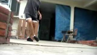 Nucleus Footbag Shoe Testing 7-09
