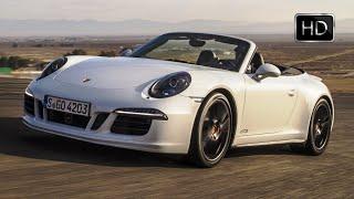 2015 Porsche 911 Carrera GTS Test Drive & Design HD