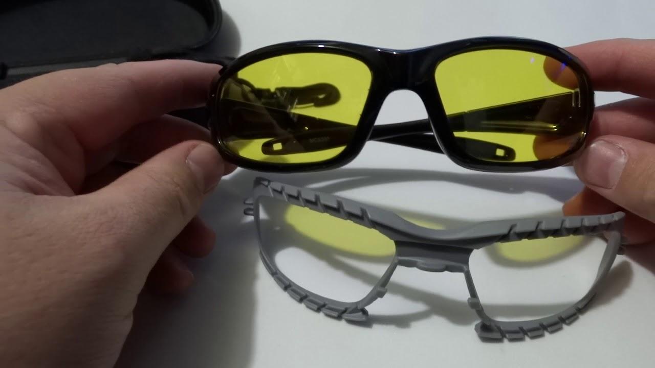 eac7f69d0732f Óculos Visão Noturna com Acessório