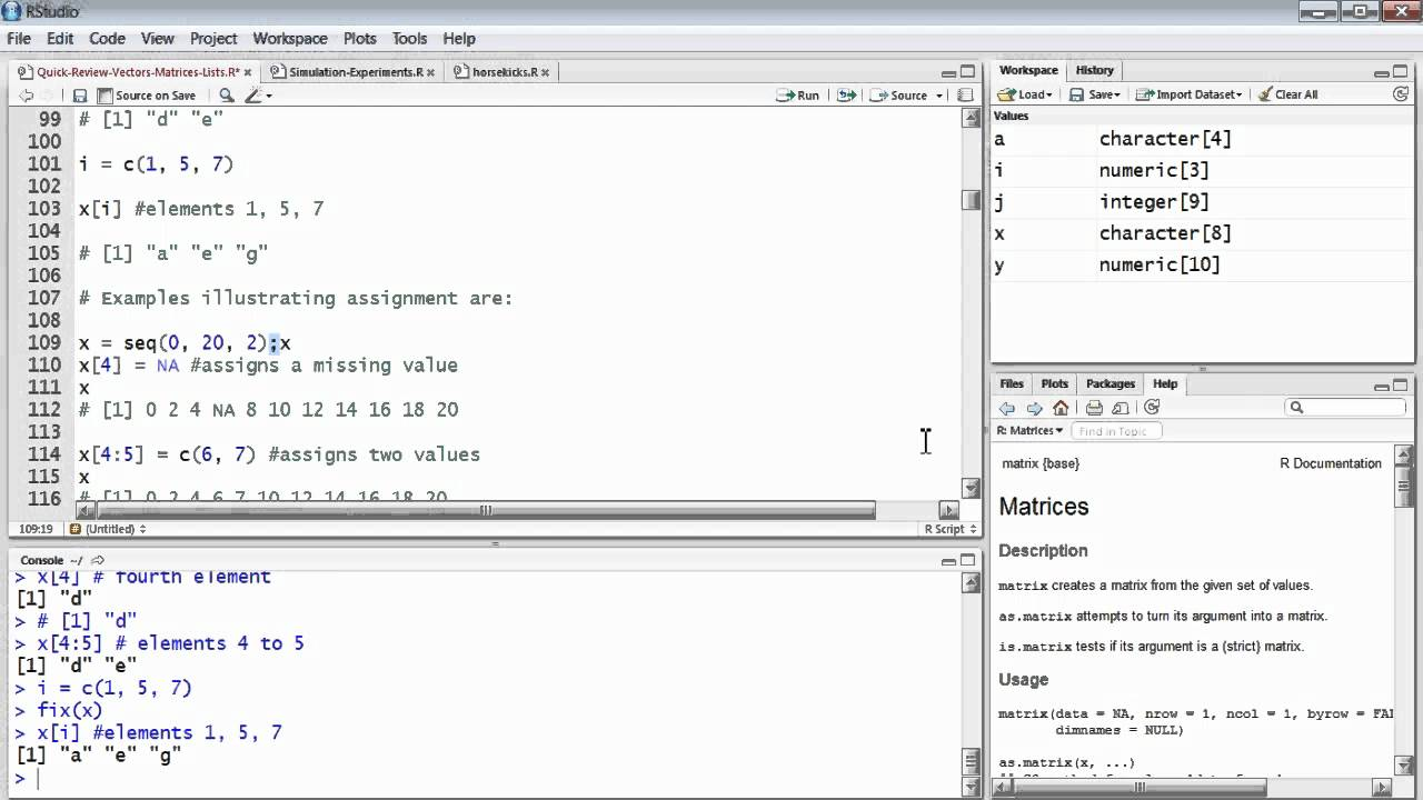 R Programming for Simulation and Monte Carlo Methods: Day 1 of 10