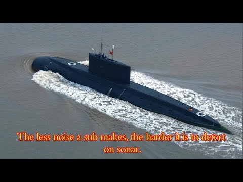 China Is Testing Silent 'Magnetic Drive' Submarines to Evade the US Navy