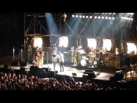 Lenny Kravitz - Always On The Run - Live 2015 Madrid