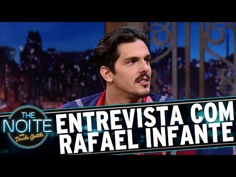 Entrevista com Rafael Infante | The Noite (09/05/17)