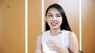 Hỏi nhanh - Đáp gọn cùng Hoa hậu Nhân ái Nguyễn Thúc Thùy Tiên