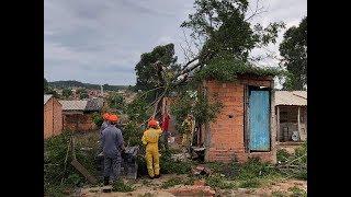 Câmara é ponto de coleta de doações para vítimas da chuva em Rubião