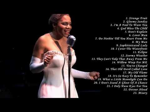 Billie Holiday's Greatest Hits Full Album - Best Songs Of Billie Holiday