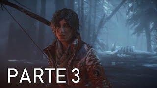 Rise Of The Tomb Raider Gameplay Walkthrough Parte 3 Xbox One #meninagamer #garotagamer #gamergirl