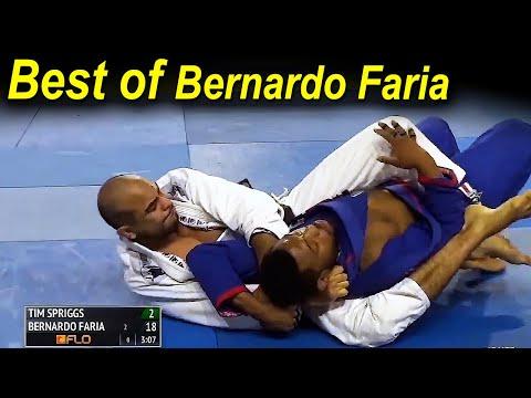 Bernardo Faria Best Jiu Jitsu Moments Competing At IBJJF