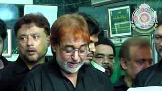 (Part8) 28th Moharram, Noha Rahiye Mil Gayi, Bargha e Hzt Abbas a.s, Golconda Qila 2018 thumbnail