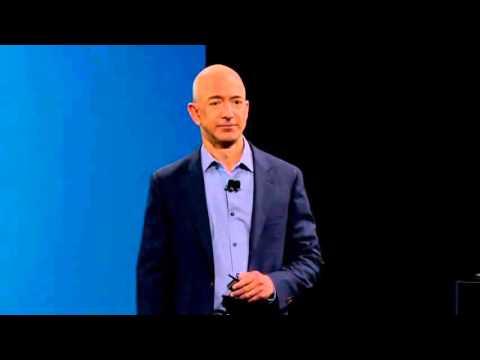 Amazon press conference Fire phone