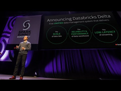 Databricks Delta: A Unified Management System For Real-time Big Data