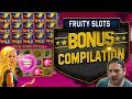 SLOTS BONUS COMPILATION - £1,000 v Novomatics (and Fat Rabbit)
