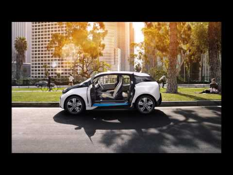 BMW i3 - BMW Wins LAPD Electric Car Contract