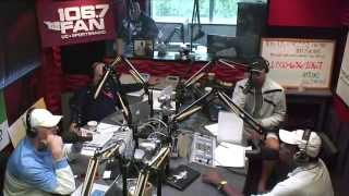 Comedian John Witherspoon in Studio w/ The Junkies Pt.2