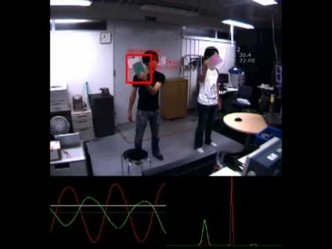 Identifying a Moving Object with an Accelerometer in a Camera View