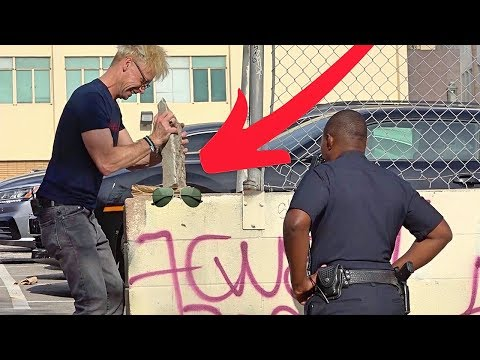 TOP Security Guard Pranks (INSANE LEVITATING MAGIC!!!) - POLICE TROLLING 2019