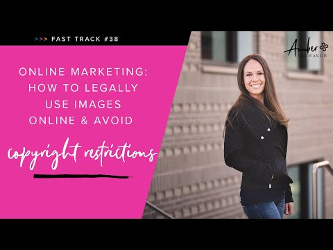 Online Marketing: How to Legally Use Images Online & Avoid Copyright Restrictions