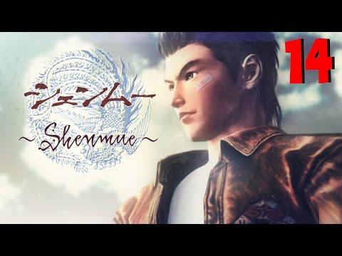 Shenmue ★ Sega Dreamcast ★ Прохождение на русском: часть #14 - Работа в гавани