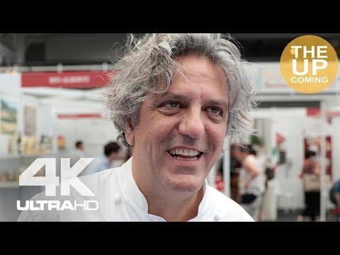Giorgio Locatelli  on Italian food, Brexit, Refettorio Felix at Bellavita 2017