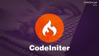 Tutorial Codeigniter 3 - Memasukan Template