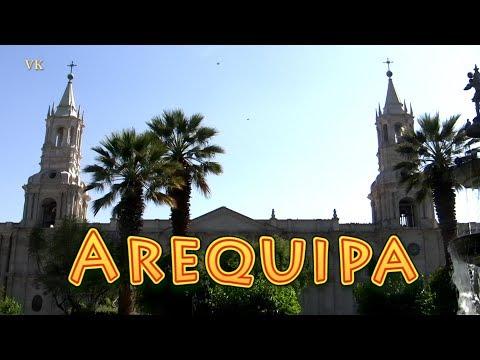 Arequipa und Santa Catalina Doku mit Sehenswürdigkeiten, Peru (6/9)