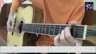 Aksutik Gitar - Fingerstyle (Indonesia Pusaka - Ismail Marzuki)