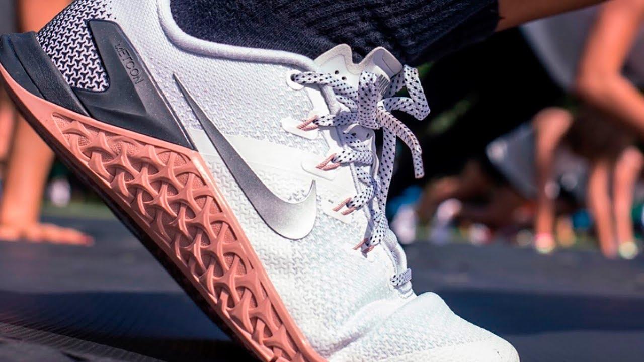 a9f7a2dfd69b6 Lançamento do Nike Metcon 4 com Rafaela Silva, Leticia Bufoni e ...