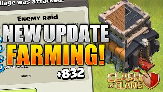 Clash of Clans : Town Hall 8.5 NEW UPDATE (TH8.5) hybrid/ Base 2016 [Farming after Big Update]