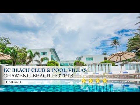 KC Beach Club & Pool Villas - Chaweng BeachHotels,  Thailand