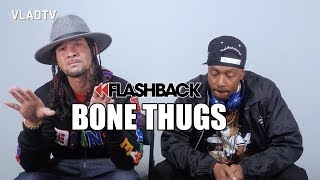 Bizzy Bone Comments on Speaking in Tongues in Interview (Flashback)