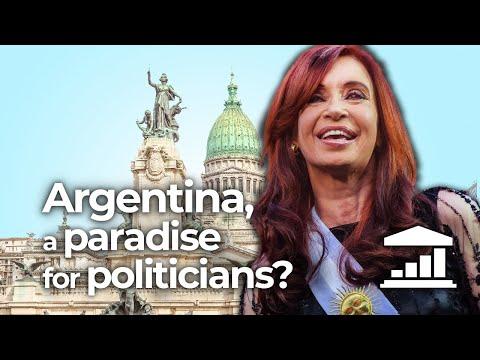 ARGENTINA: The world's most EXPENSIVE Political System? - VisualPolitik EN