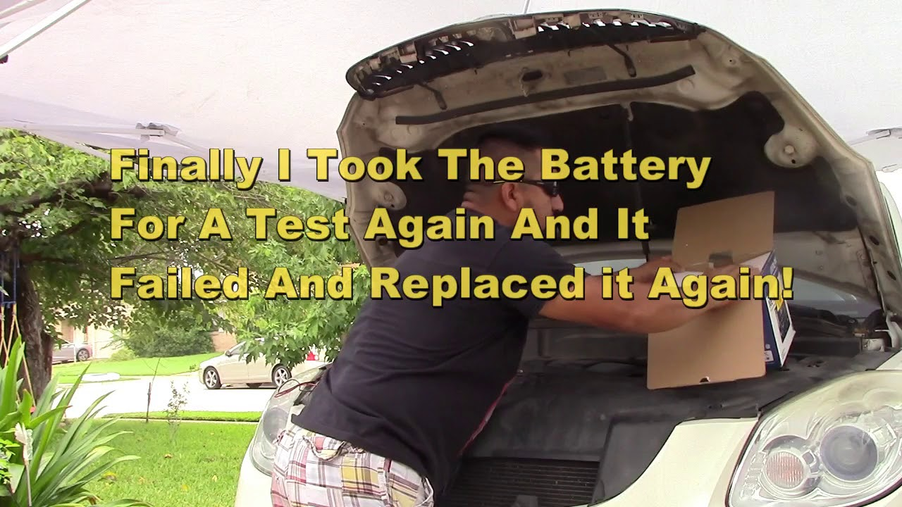 2010 Buick Enclave Battery Drain Fixed