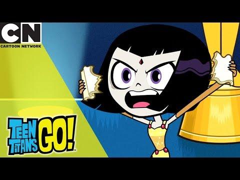 Teen Titans Go! | The Winner of the Titan Academy Award | Cartoon Network
