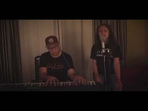 Alpha and Omega - Israel and New Breed (COVER By Isabella Da Silva and Moises)