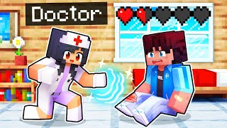 Helping My Friends as a DOCTOR In Minecraft!