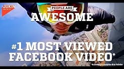The Most Viewed Video in Facebook History: Best Videos of the Year So Far! By People Are Awesome