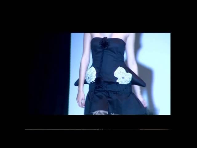 Primer Premio Concurso Internacional de Jóvenes Diseñadores, Tenerife Moda