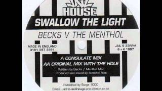 MENTHOL MAN & BECKS Swallow The Light (Orig Mix With The Hole)