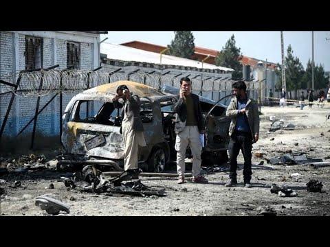 Attentat à la voiture piégée à Kaboul: au moins 2 morts