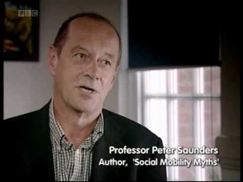 Peter Saunders on social mobility and intelligence, BBC2, 15 Feb 2011